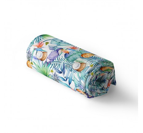 Bamboo swaddle - Exotic...