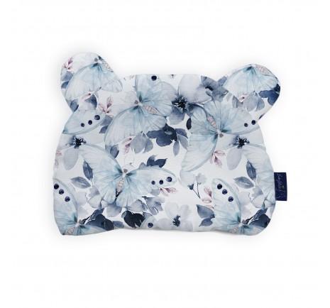 Bamboo cushion - Blue...