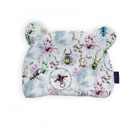 Bamboo cushion - Magic beetles