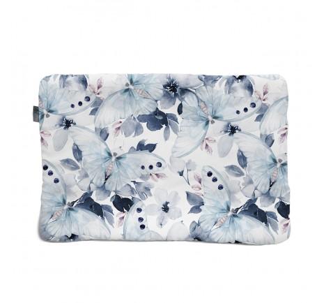 Flat pillow 40x60 - Blue...