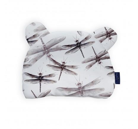 Bamboo cushion - Dragonflies