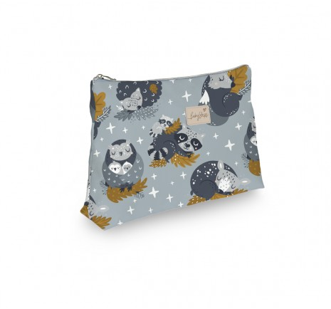 Toiletries bag - Forest...