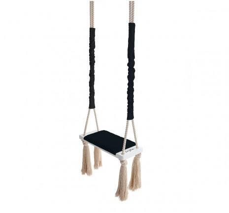 Huśtawka WoodSwing – Black