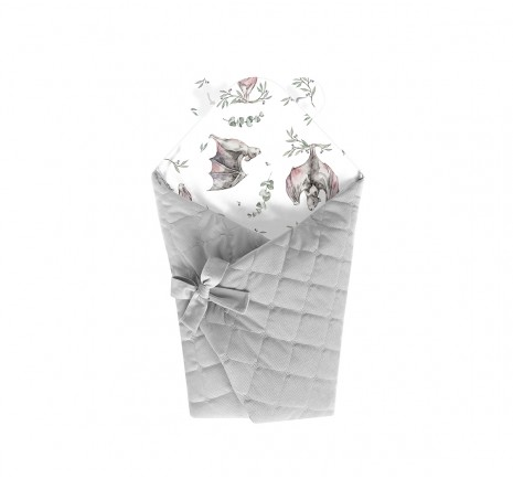 Rożek - Bats - gray