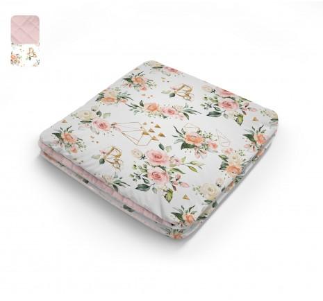 Kocyk Velvet - Blossom -...