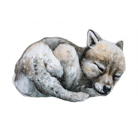 Poduszeczka - Wolf