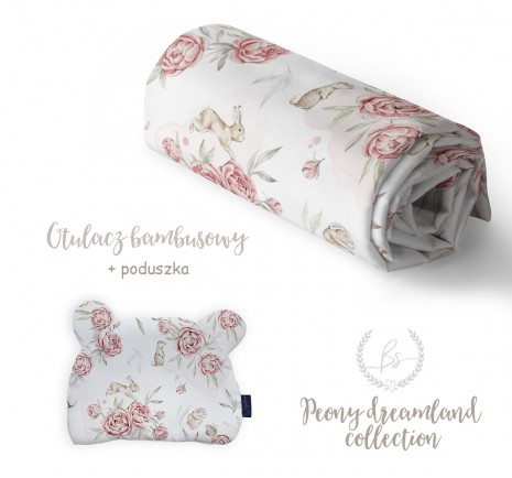 copy of Bamboo swaddle - Birds