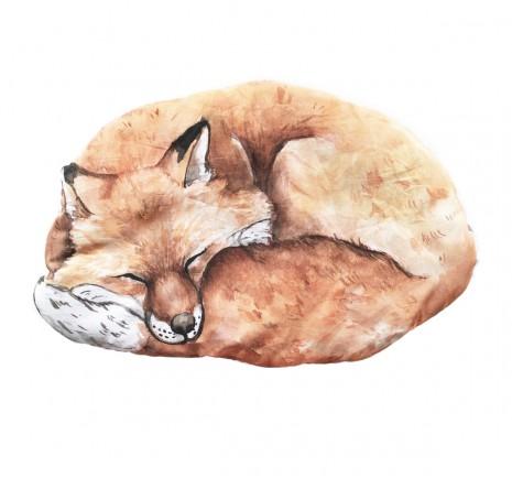 Poduszka - Fox