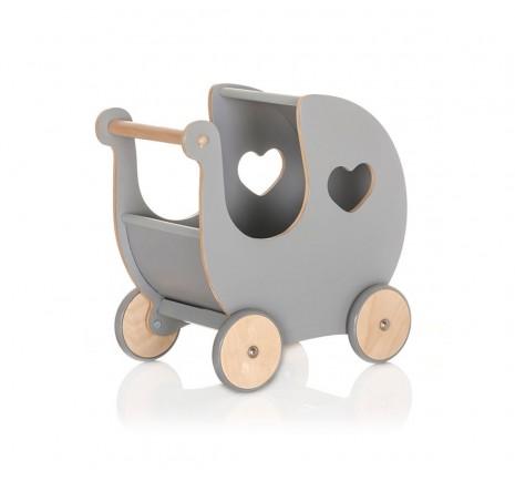 Retro wózek dla lalek