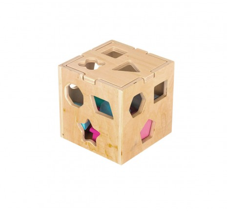 Educational cube