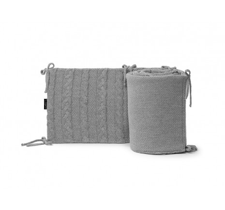 Knitted protector - Gray