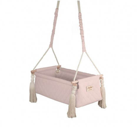 NewBorn Craddle - Soft Pink