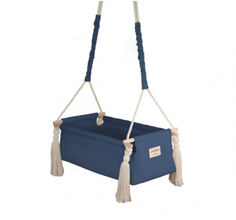 NewBorn Craddle - Navy