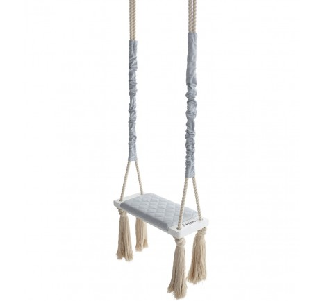 Huśtawka WoodSwing – Gray