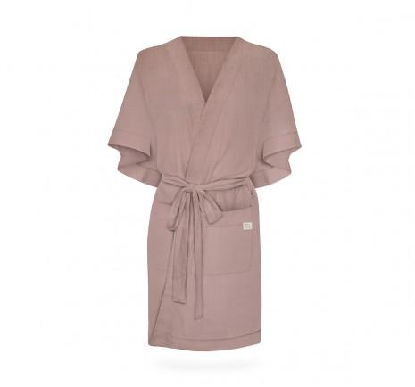 Szlafrok/kimono Linen -...
