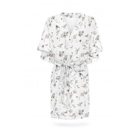 Bamboo bathrobe - Nature
