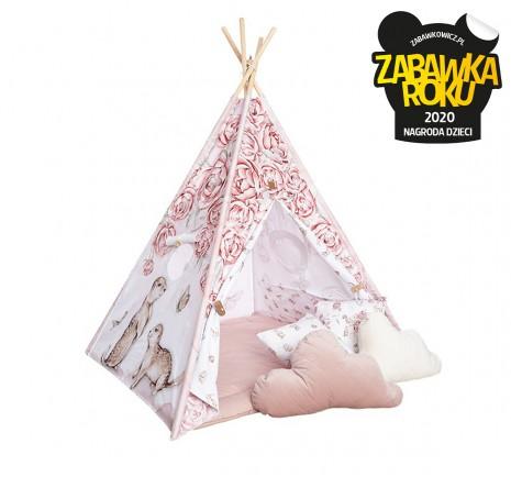 Namiot Tipi - Peony Dreamland